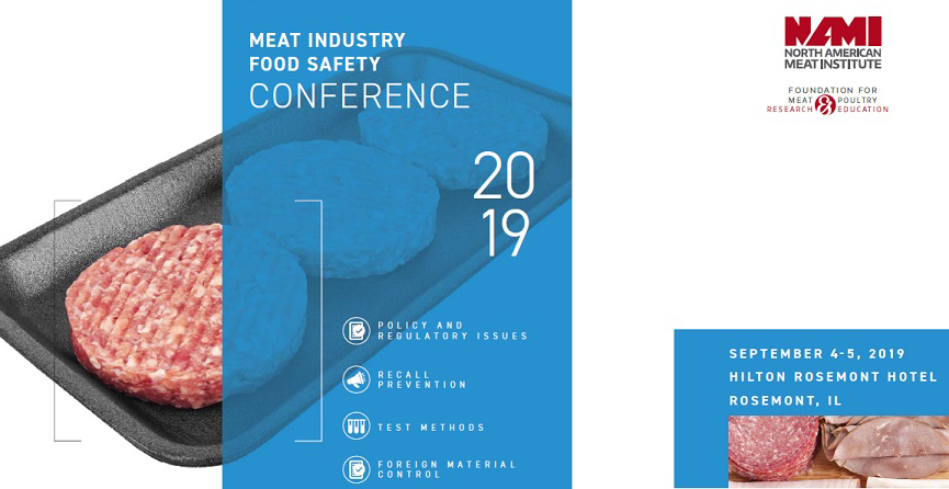 Meat Industry Food Safety Conference