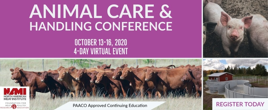 Animal Care and Handling Conference