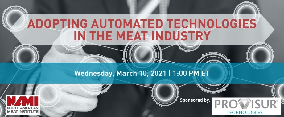 Adopting Automated Technologies in the Meat Industry