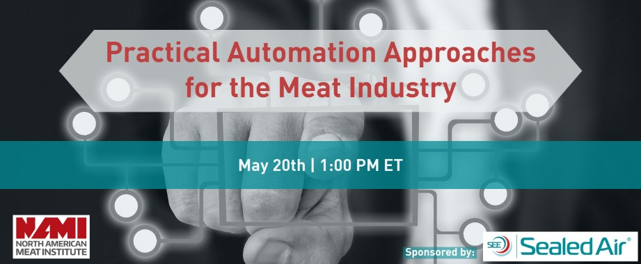 Practical Automation Approaches for the Meat Industry