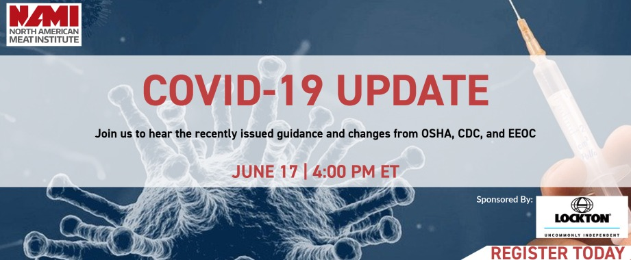 COVID-19 Update: Current Guidance and Changes