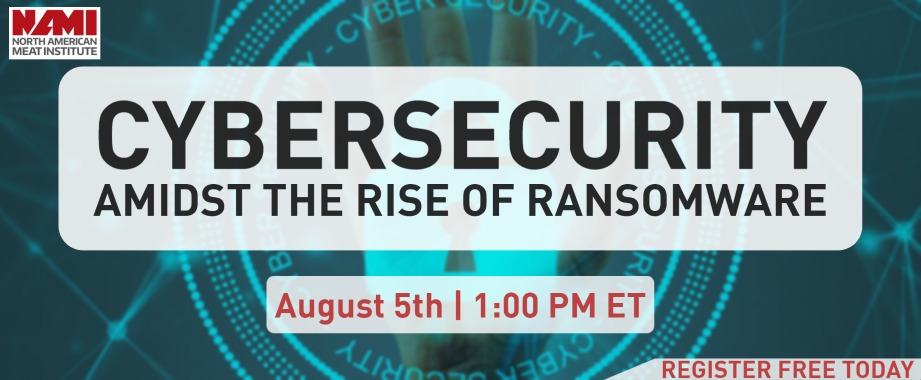 Cybersecurity Amidst the Rise of Ransomware