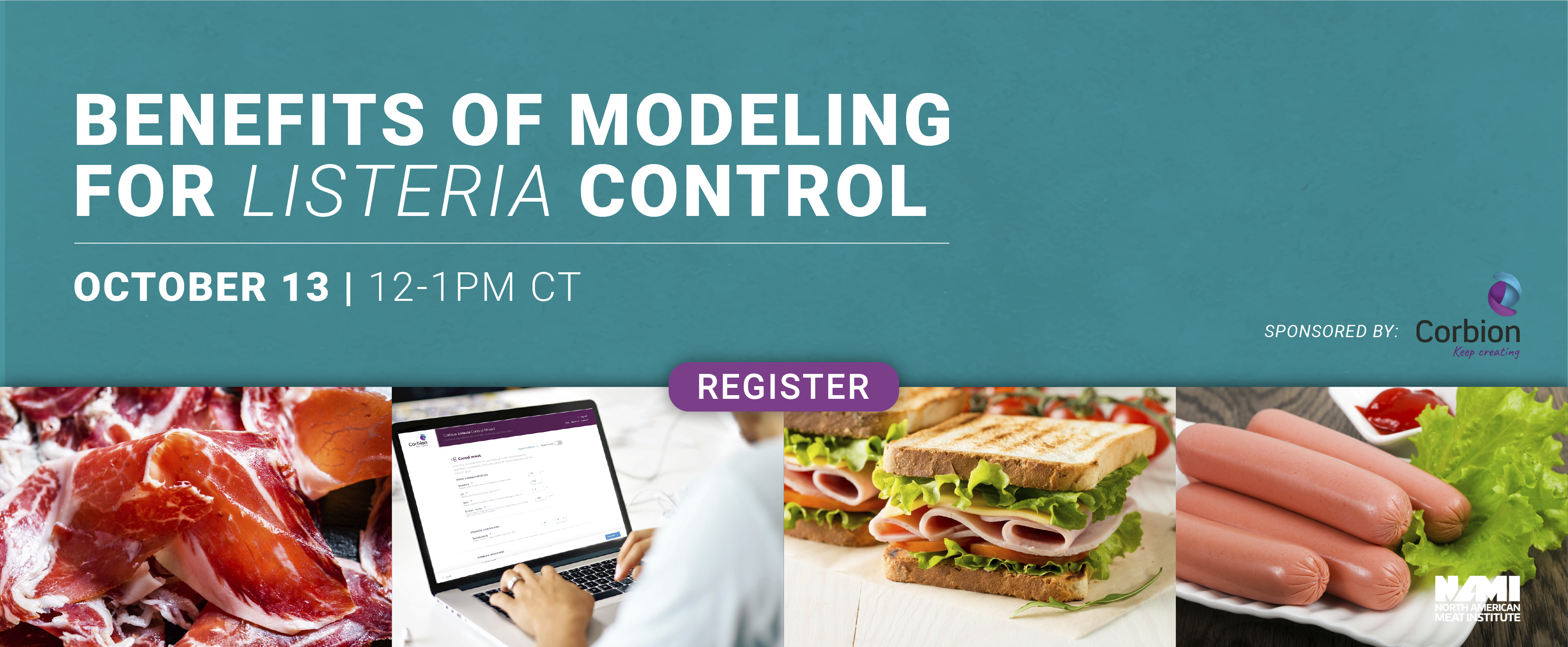 Benefits of modeling for Listeria control